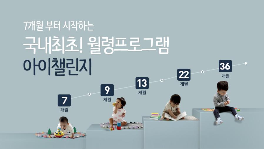 아이챌린지 월령제 광고 배너2